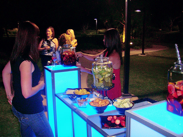 Portable Sangria Bar For Events