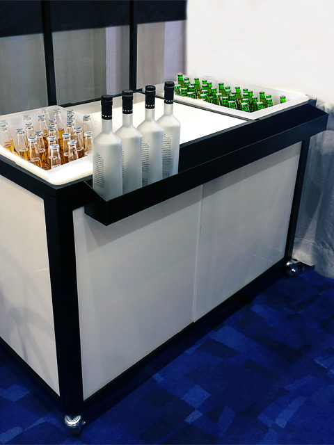 Ultimate Portable Back Bar Speedrack