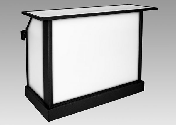 Ultimate Portable Bars | ubar front rectangle wheel skirt