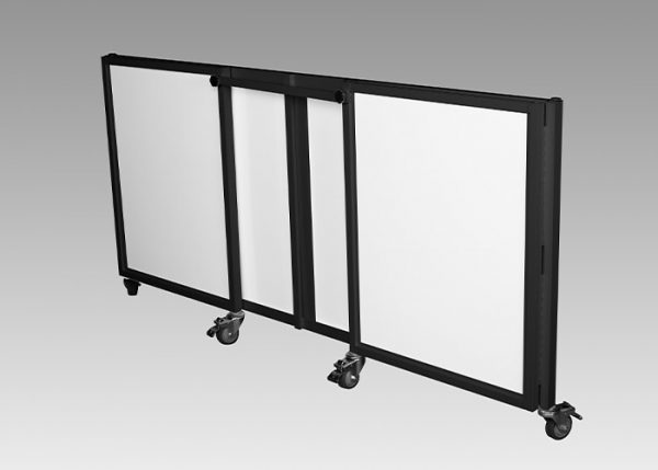 Back Bar Folded - Ultimate Portable Bars