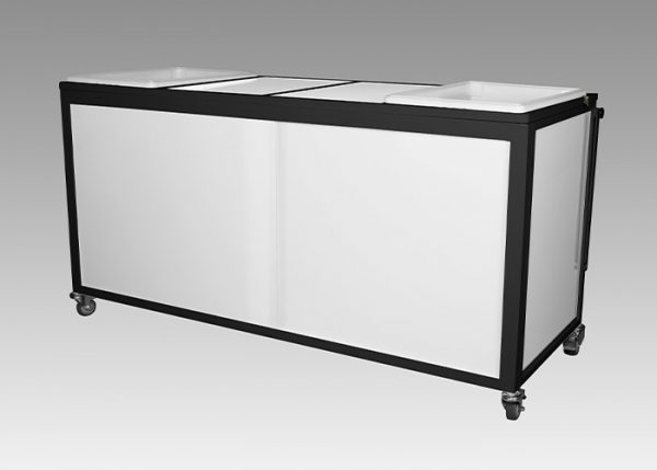 Back Bar Front Tubs And Solid | Ultimate Portable Bars