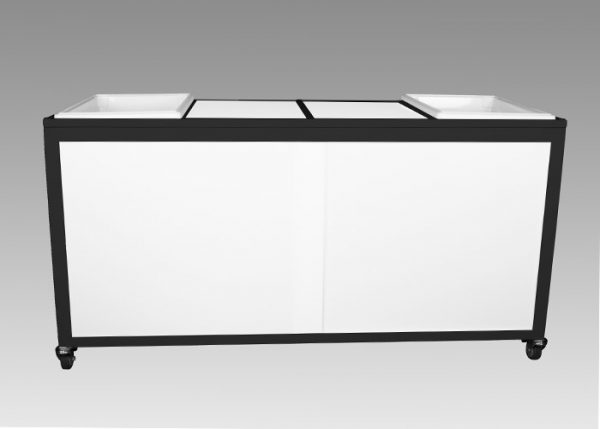 Back Bar Front Tubs And Solid - Ultimate Portable Bars