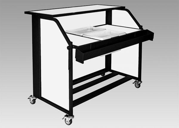 Ultimate Portable Bars | Ubar Convention Bar Behind