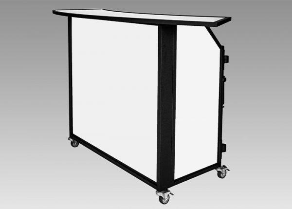 Ultimate Portable Bars | ubar convention bar front radius angle