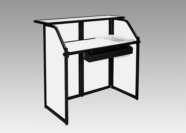 ultimate portable bar | travekl bar back angle